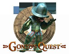 bilde av spilleautomaten gonzo's quest
