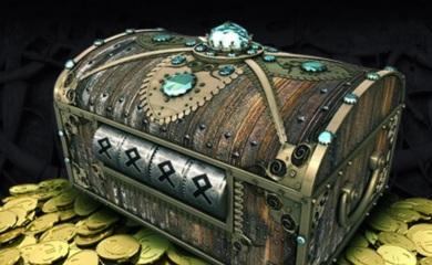 VikingSlots skattekiste
