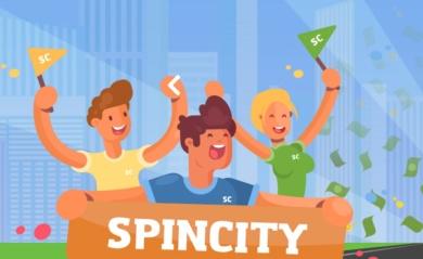 Spin.City grafikk