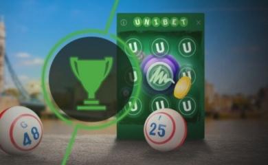 Unibet Casino bingo