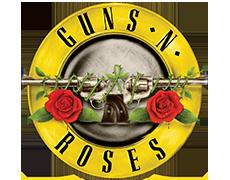 logo for spilleautomaten guns n roses