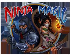 spilleautomaten ninja magic