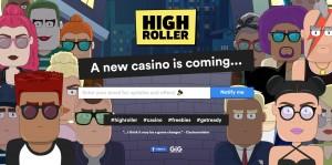HighRoller forsidebilde