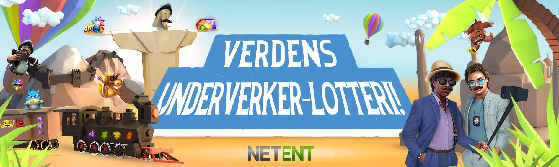 verdens syv underverker, netent logo